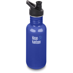 Klean Kanteen Classic Flasche Sport Cap 532ml coastal waters